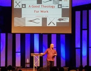 A Good theology for work
